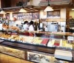 Cafe Buchholz Verkaufstheke