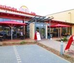 Cafe Buchholz Außenansicht