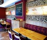 Cafe Mellendorf Sitzbereich